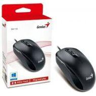 EG - GENIUS DX-110 USB fekete 1200dpi
