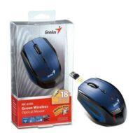 EG - Genius NX-6550 Vezeték nélküli fekete-kék