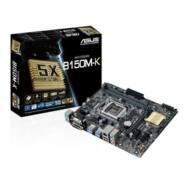 A - ASUS B150M-K DDR4  s1151