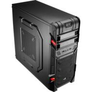 HZ - AEROCOOL GT Black Advance Edition USB3  táp nélkül