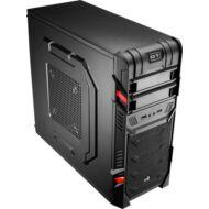 HZ - AEROCOOL GT Black Advance Edition USB3  táp nélkül