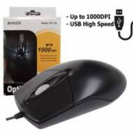 EG - A4-Tech OP-720 optikai USB fekete