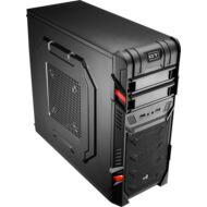 HZ - AEROCOOL GT Black Edition USB3  táp nélkül