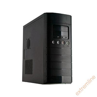 HZ - HKC Z2 430W 12cm fekete micro ATX