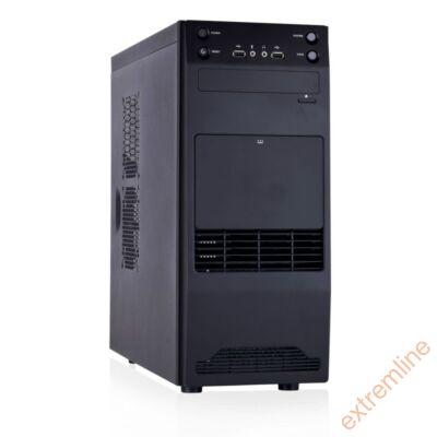 HZ - Kolink Midi fekete N6026 táp nélkül
