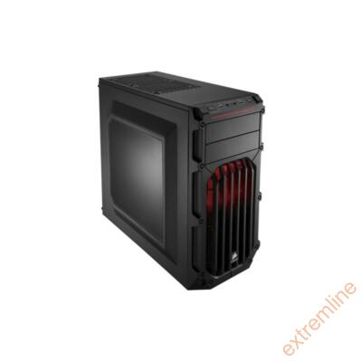 HZ - Corsair Carbide Spec-03 piros LED USB3.0