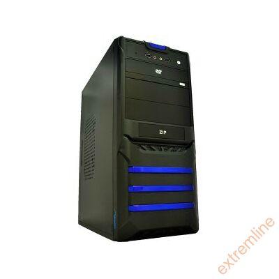 HZ - Logic A02 fekete táp nélkül