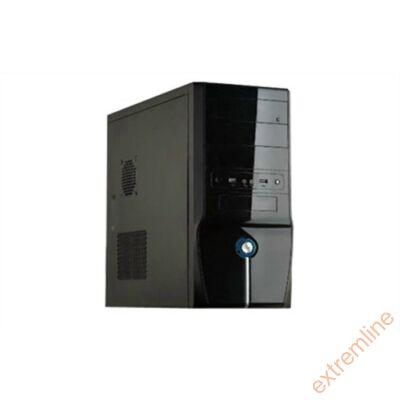 HZ - N-Case 801 Midi ATX N400 táppal PSU
