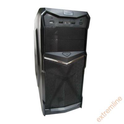 HZ - Kolink Midi fekete CXAP290P táp nélkül