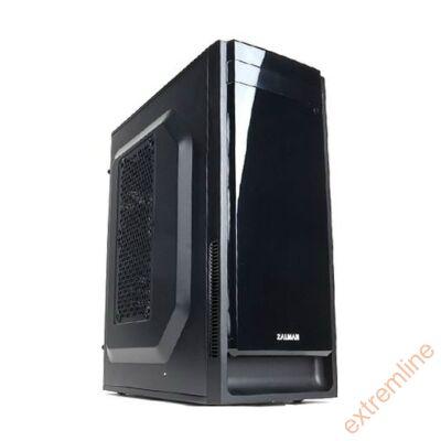 HZ - Zalman T2 Plus ATX fekete