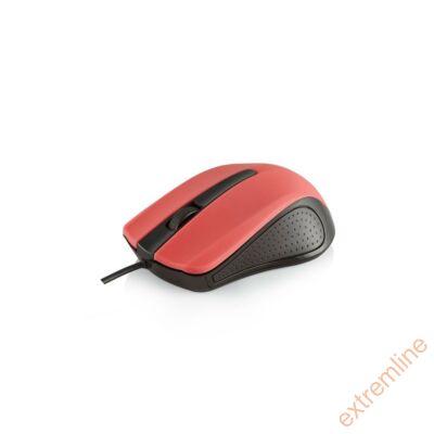 EG - Modecom M9 USB 1000 dpi fekete-piros