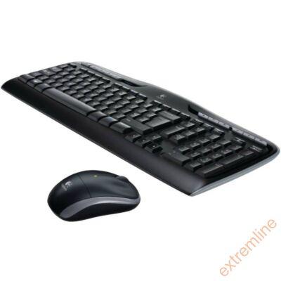 KEYB - Logitech MK330 fekete wireless billentyűzet+egér