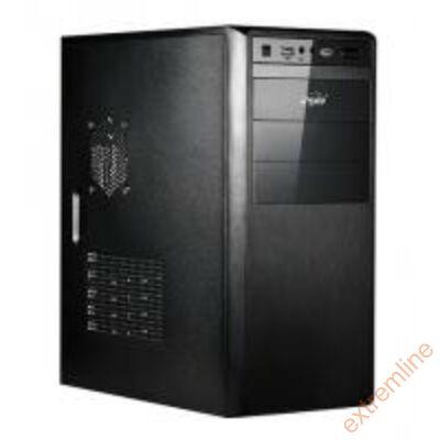 HZ - Spire SP1076B maneo 420W 12cm ATX fekete USB3.0