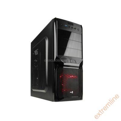 HZ - AEROCOOL V3X Advance Black Edition ATX táp nélkül