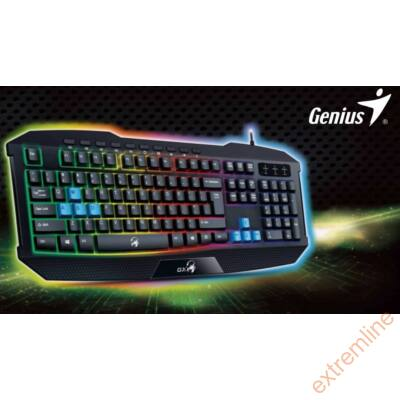 KEYB - GENIUS K215 Scorpion USB Gaming