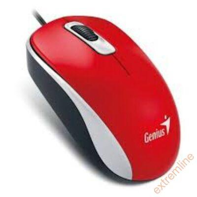 EG - GENIUS DX-110 USB piros 1200dpi