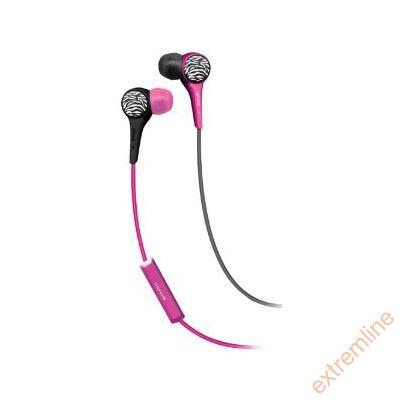 FEJH - Maxell Audio Wild Pink mikrofonnal