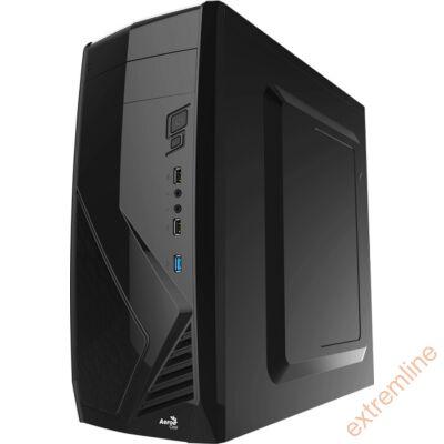 HZ - AEROCOOL CS-1102 Midi USB3 táp nélkül