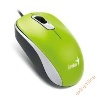 EG - GENIUS DX-110 USB zöld 1200dpi