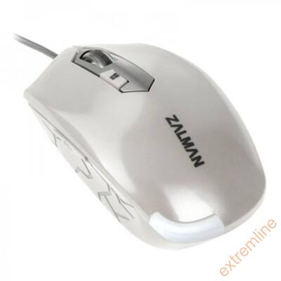 EG - Zalman ZM-M130C USB fehér