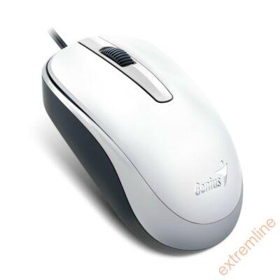 EG - GENIUS DX-120 USB Fehér 1200dpi