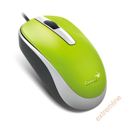 EG - GENIUS DX-120 USB zöld 1200dpi