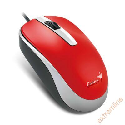 EG - GENIUS DX-120 USB piros 1200dpi