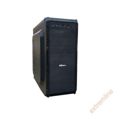 HZ - N-Case G6008 ATX Gamer USB3.0 táp nélkül