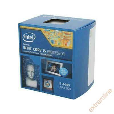 CPU - Intel CORE i5 7400 3.0GHz BOX S1151
