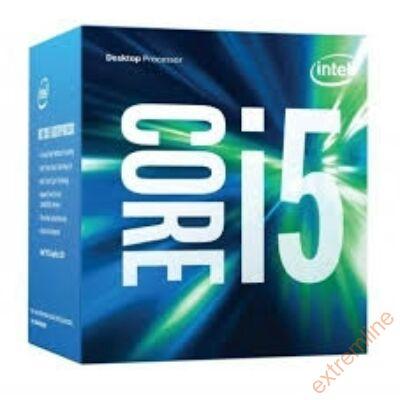 CPU - Intel CORE i5 7500 3.4GHz BOX S1151