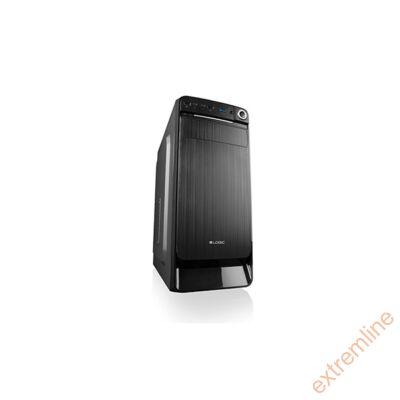 HZ - Logic K3 fekete mATX USB3.0