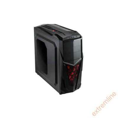 HZ - Xigmatek MACH II ATX USB3.0 fekete