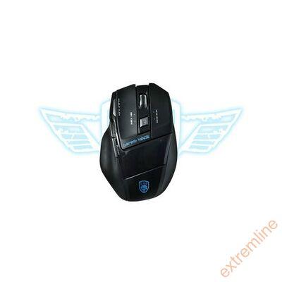 EG - Spirit of Gamer PRO-M8 2000dpi 7 gomb fekete