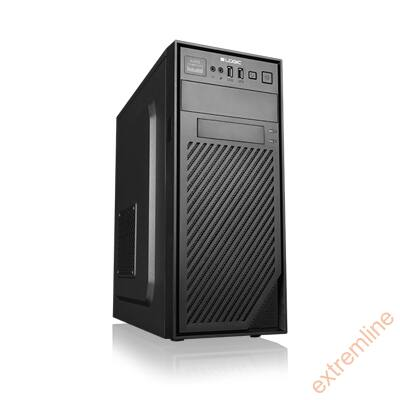 HZ - Logic H2 fekete táp nélkül USB2