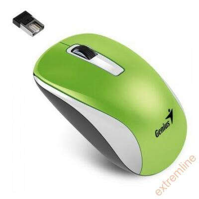 EG - GENIUS NX-7010 2,4GHz Green  USB