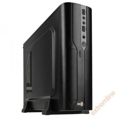 HZ - AEROCOOL CS-101  USB3  mATX táp nélkül vékony kivitel (SFX táp)