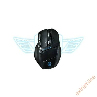 EG - Spirit of Gamer PRO-M9 2000dpi 7 gomb fekete