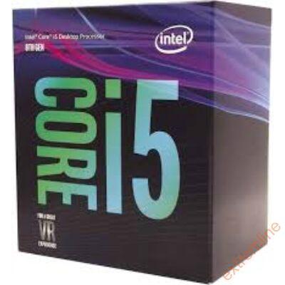 CPU - Intel CORE i5 8400 3.0GHz BOX S1151