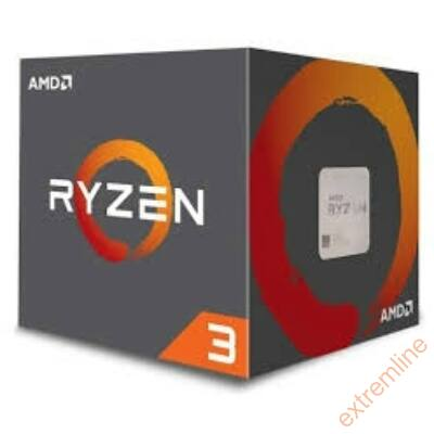 CPU - AMD Ryzen 3 2200G 3,5GHz/4C/6M  BOX AM4