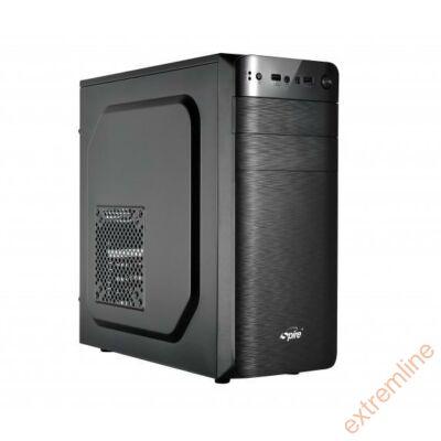 HZ - Spire SPT1608B 420W 12cm ATX fekete USB3.0