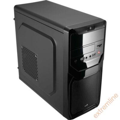 HZ - AEROCOOL QS-183 Advance USB3.0 mATX táp nélkül kártyaolvasóval