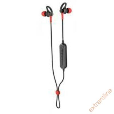 FEJH - Maxell FUSION+ Bluetooth mikrofonos fülhallgató FEKETE-PIROS