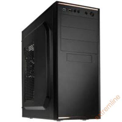 HZ - Kolink Midi fekete KLA-002 Midi táp nélkül USB3.0