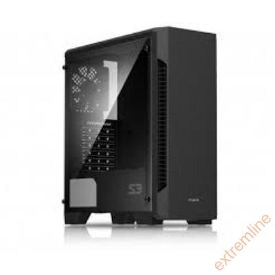 HZ - Zalman S3 fekete