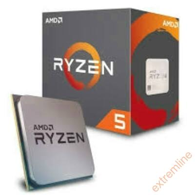 CPU - AMD Ryzen 5 3400G 3,7GHz/4C/6M Radeon Vega 11 BOX AM4