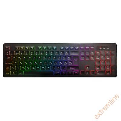 KEYB - Kolink K3203C USB billentyűzet RGB világítással