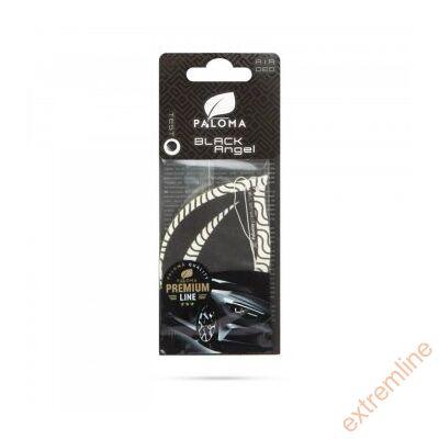 KE -  Autó illatosító PALOMA Premium Black Angel
