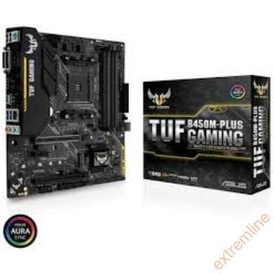 A - ASUS TUF B550-PLUS GAMING AM4
