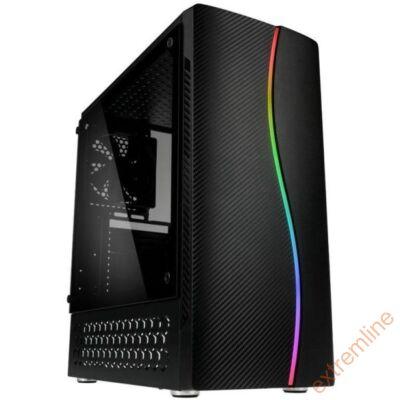 HZ - Kolink Inspire K5 RGB ATX fekete