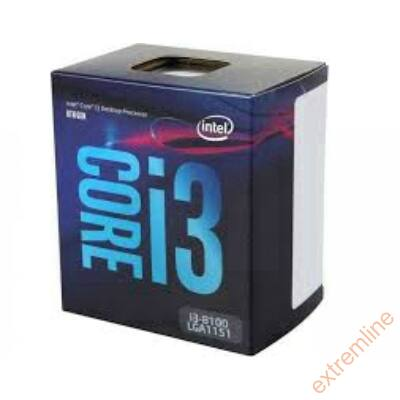 CPU - Intel CORE i3 10100 3.6GHz/4C/6M S1200
